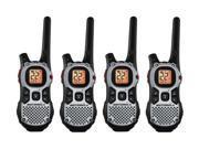 Motorola MJ270R 4 Pack Two Way Radio / Walkie Talkie Up To 27 Mile Range New