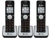 AT&T CL80111 (3-Pack) DECT 6.0 Accessory Handset