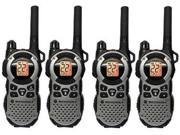 Motorola MT352R Walkie Talkie FRS/GMRS Two Way Radio  4 Pack New