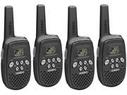 Uniden GMR1636-2C (4-Pack) Two 16-Mile Range Two-Way Radios