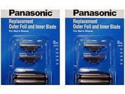 Panasonic WES9839P Replacement Blade & Foil (2 Pack)