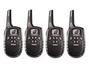 Uniden GMR1635-2 (4-Pack) Two 16-Mile Range Two-Way Radios