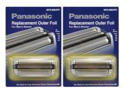 Panasonic WES9063PC Replacement Outer Foil (2 Pack)