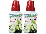 SodaStream Sparkling Naturals Black Currant & Pear Flavoured Drink Concentrate Soda Mix ( 2 Pack )