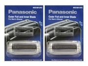 Panasonic WES9014PC-2 Pack Outer Foil / Inner Blade Combo