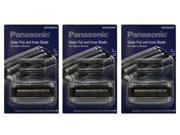 Panasonic WES9020PC (3-Pack) Replacement Outer Foil / Inner Blade For Shavers