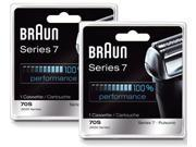 Braun 9000CP/70s (2-Pack) Replacement Foil and Cutter 2-Pack