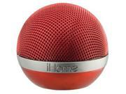iHome IH-iDM8RM Rechargeable Portable Bluetooth Speaker