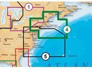Navionics SD/904PP Platinum Plus US Northeast & Canyons Map