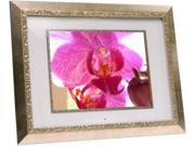 """Digital Spectrum MV-1500Gold 15"""" Gold Digital Picture Frame"""