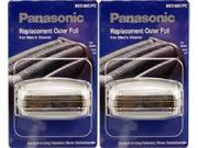 Panasonic WES9067PC Replacement Outer Foil (2 Pack)