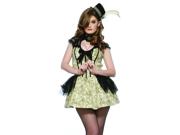 Sexy Steampunk Dress Adult Victorian Halloween Costume