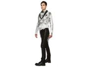 Adult Mens Zombie Corpse Prom Groom Halloween Costume