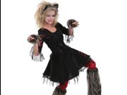 Adult Womens Werewolf Wolf Halloween Costume Dress