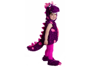 Infant /Toddler Chenille Paige the Dragon Costume Princess Paradise 4197PU