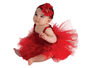 Baby Ladybug Tutu Dress Costume Rubies 885179