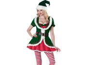 Adult Holiday Honey Elf Costume Incharacter Costumes LLC 51002