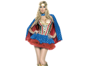 Adult Hero Girl Costume Be Wicked BW1044