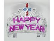 Holiday New Year Party Silver Princess Tiara