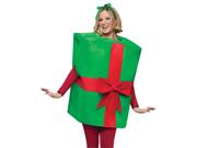 Adult Christmas Present Gift Box Costume