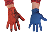 Adult Spider-Man Movie Halloween Costume Cosplay Gloves