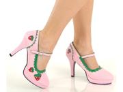 Strawberry Shortcake High Heel Costume Shoes