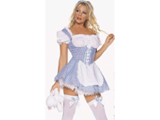 Sexy Halloween Costumes Mary/Dorothy Dress Costume