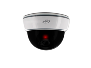 SVAT Imitation Fake Dome Security Surveillance Camera Realistic Flashing Red LED New