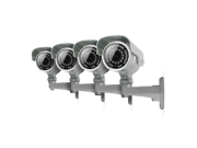 SVAT 4 Ultra Resolution Outdoor 100ft Night Vision Security Camera with IR Cut Filter - 11006