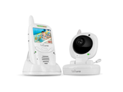 Levana 32111 Safe Nosee Digital Video Baby Monitor With Talk To Baby Intercom & Lullaby Control