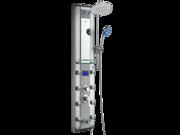 AKDY Aluminum Wall Mount Rainfall Style Bath Shower Panel AK-N5333DK09