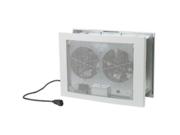 AMERICAN POWER CONVERSION APC ACF301 WIRING CLOSET VENTILATION UNIT 100-240V 50/60HZ