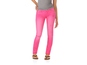 Aeropostale womens low rise signature Bayla skinny fit pants jeans - 558 9/10 R