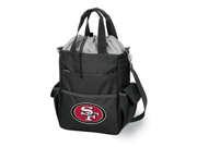 San Francisco 49ers Activo Tote - Black