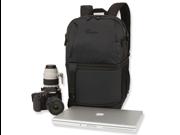 Lowepro LP36394-PAM Black DSLR Video Fastpack 350 AW Backpack