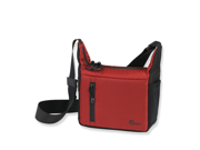 Lowepro StreamLine 100 Red Micro 4/3rds Compact Mirrorless ILC Camera Bag