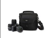 Lowepro LP35252-PEU Black Nova 170 AW Shoulder Bag
