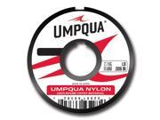 Umpqua Fly Fishing 010X Nylon Tippet 10 yds Freshwater