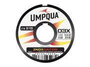 Umpqua Fly Fishing 03X 13LB Two-Color Neon High Visibility Bite Indicator Tippet