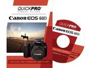 QuickPro Camera Training DVD For Canon 60D Instructional Video Guide SLR NEW