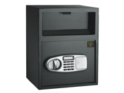 Paragon Lock & Safe Digital Depository Front Load Cash Vault Drop Safe Box