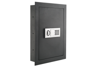 Flat Electronic Wall Safe For Jewelry Security - Paragon Lock & Safe