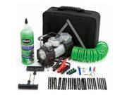Slime 70004 Power Spair Flat Tire Repair Kit