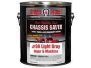 Magnet Paint UCP98-01 Chassis Saver Paint Gray, 1 Gallon Can