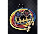"""Actron CP7806 Manifold Gauge Kit, for R134A, with 72"""" Hoses"""