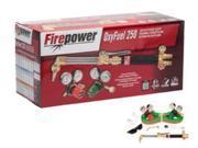 Firepower 0384-2571 Oxyfuel 250 Medium Duty Outfit