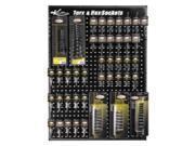 K Tool KTI-0811 USA Torx and Hex Bit Display Board