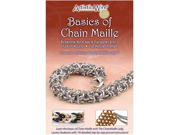 Artistic Wire Basics Of Chain Maille Technique Book New