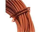 Copper German Bead Wire Craft Wire 20 Ga - (6M/19.6 Ft)