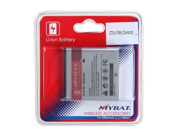 Lithium-Ion Replacement 1200 mAh Battery for ZTE Concord V768